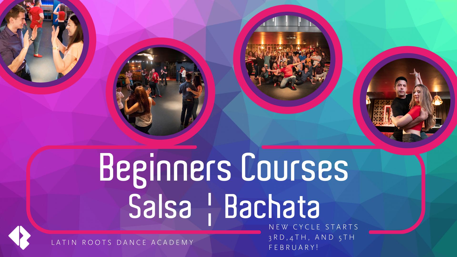 Latin Roots Edinburgh Bachata & Salsa You're Invited Join us