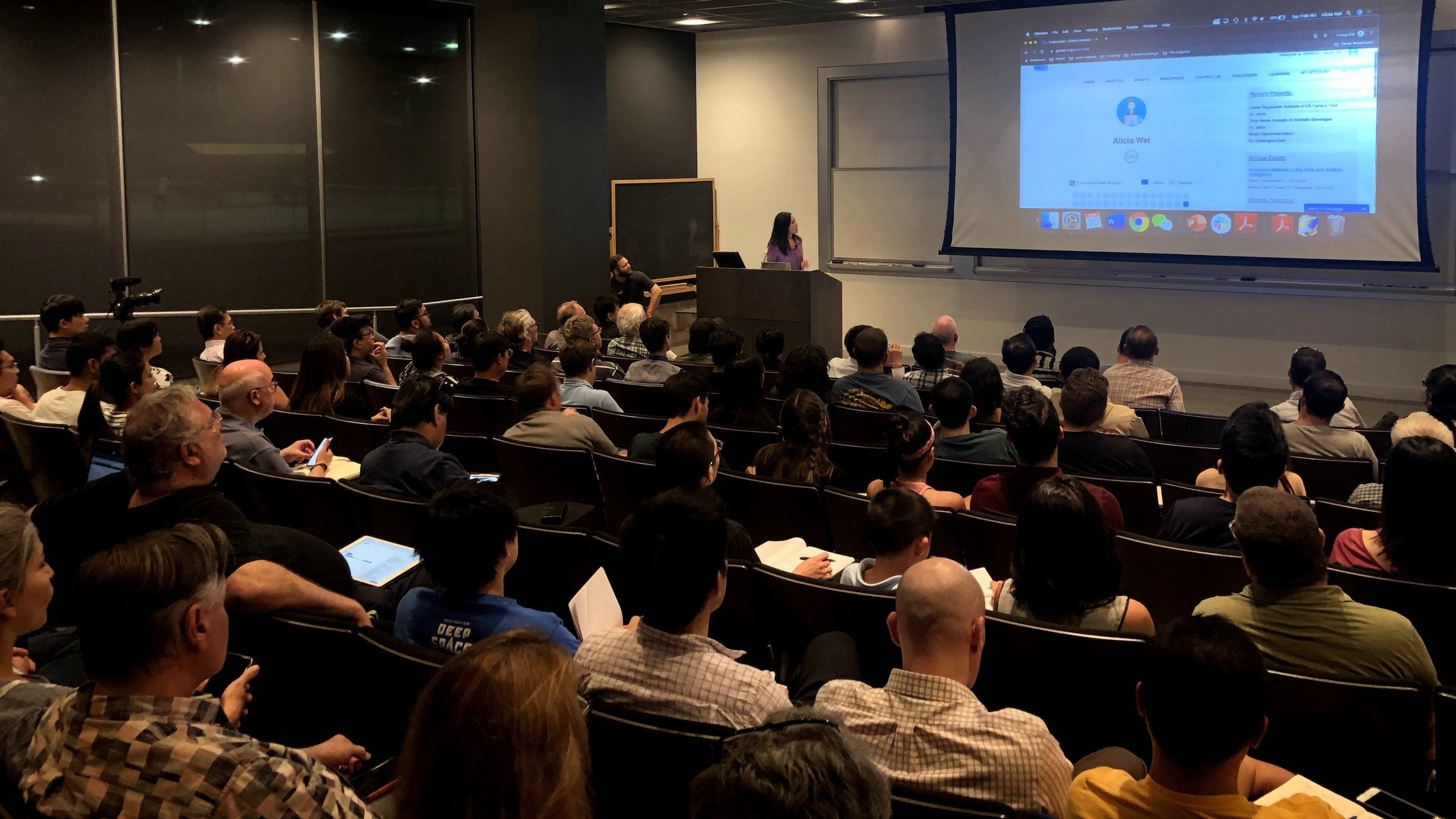 Research Methods and Data Science Meetup