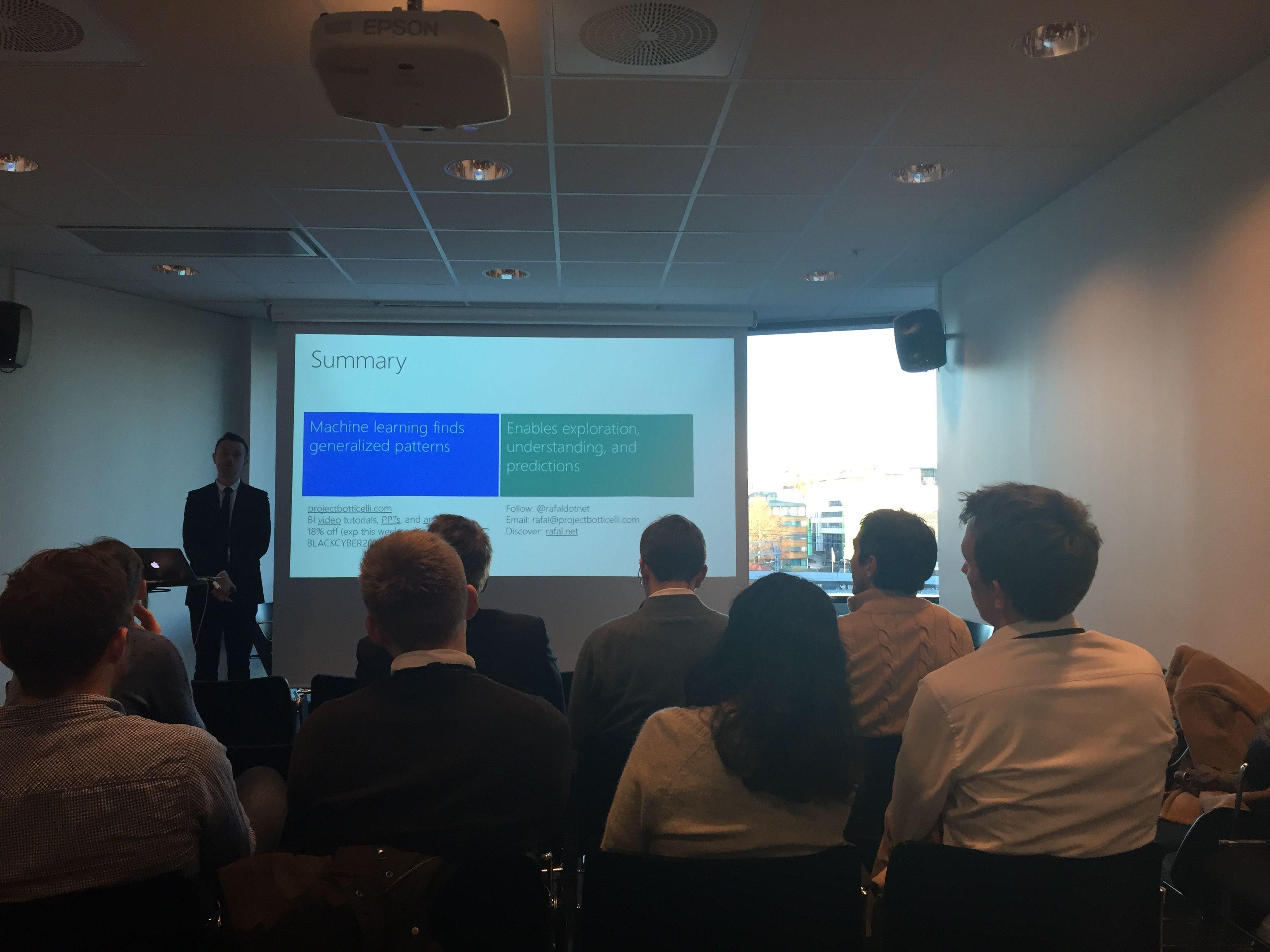 Power BI User Group Norway