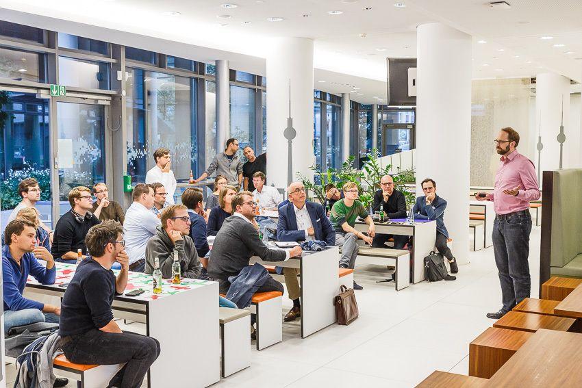 Blockchain for Real Estate - FIBREE Berlin