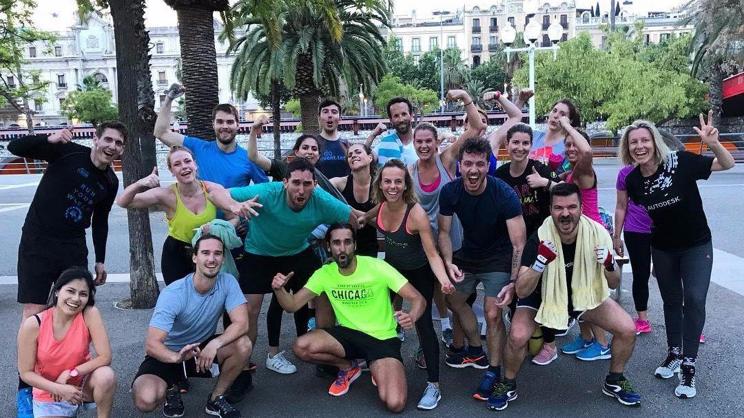 MO&MACE Barcelona Sports - Workouts/Yoga/Boxing/Volleyball