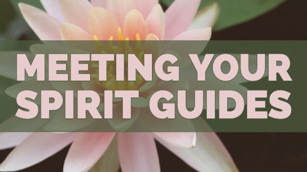 Meeting Your Spirit Guides with Andrew Martin