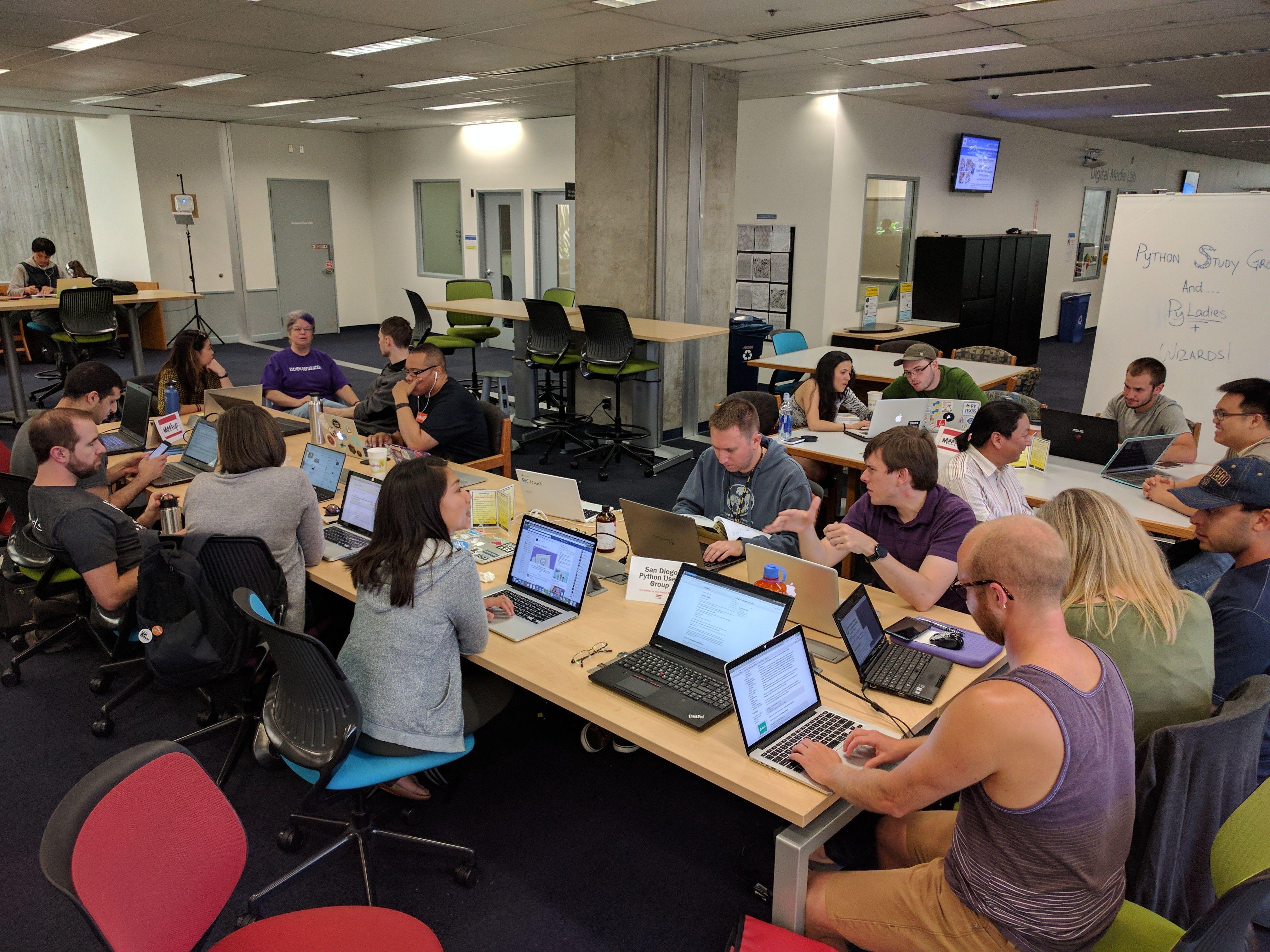 San Diego Python Users Group