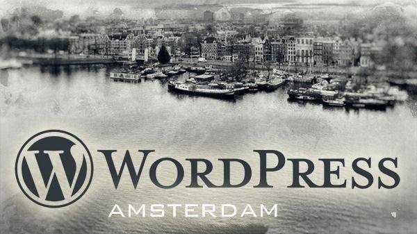 WordPress Amsterdam