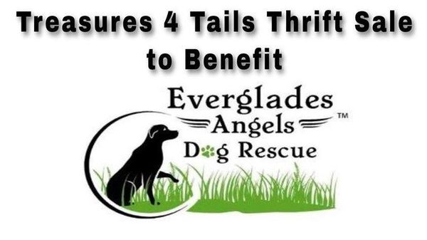 Treasures 4 Tails Thrift Sale | Meetup