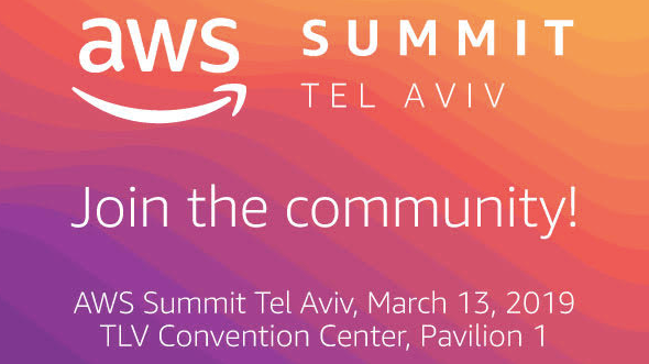 AWS Summit Tel Aviv 2019