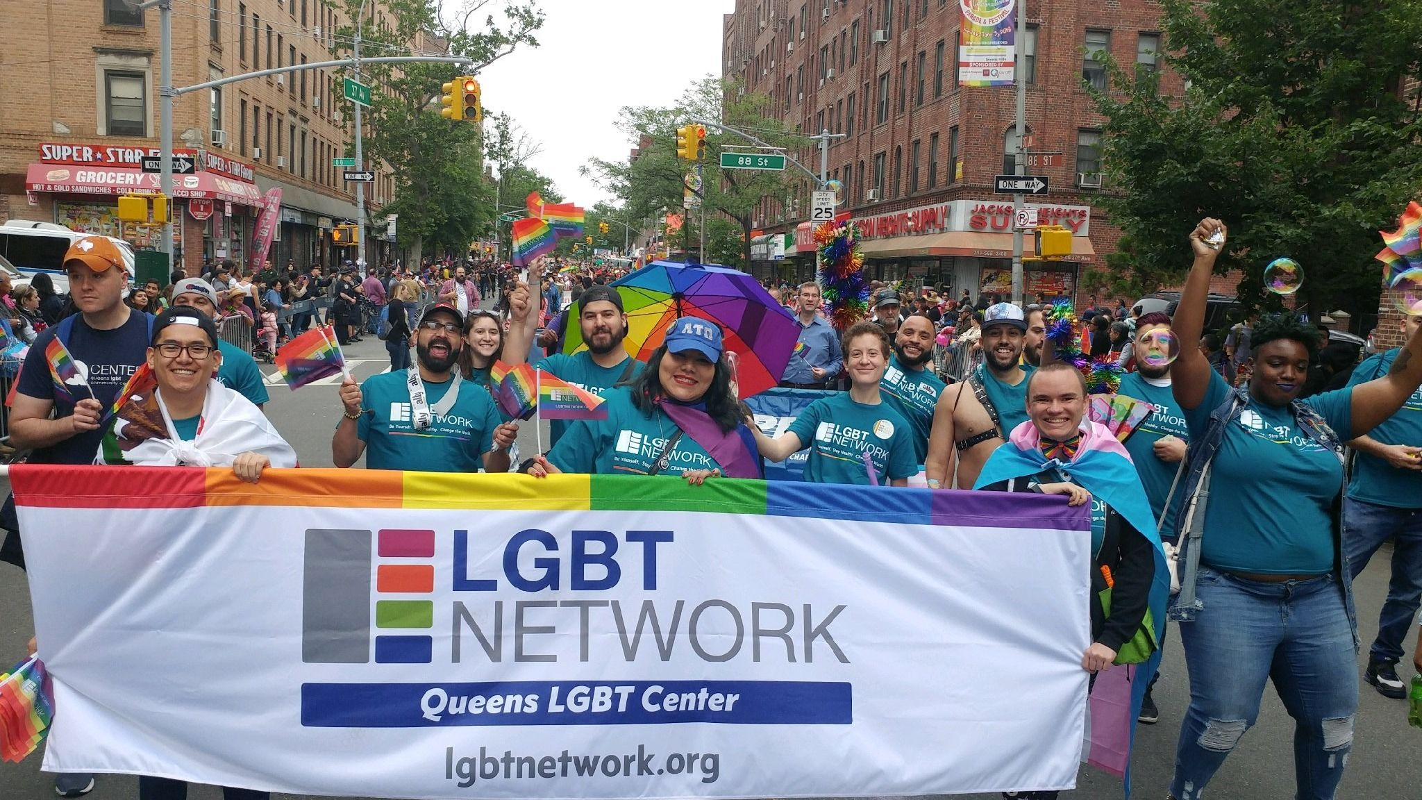Queens LGBT Events