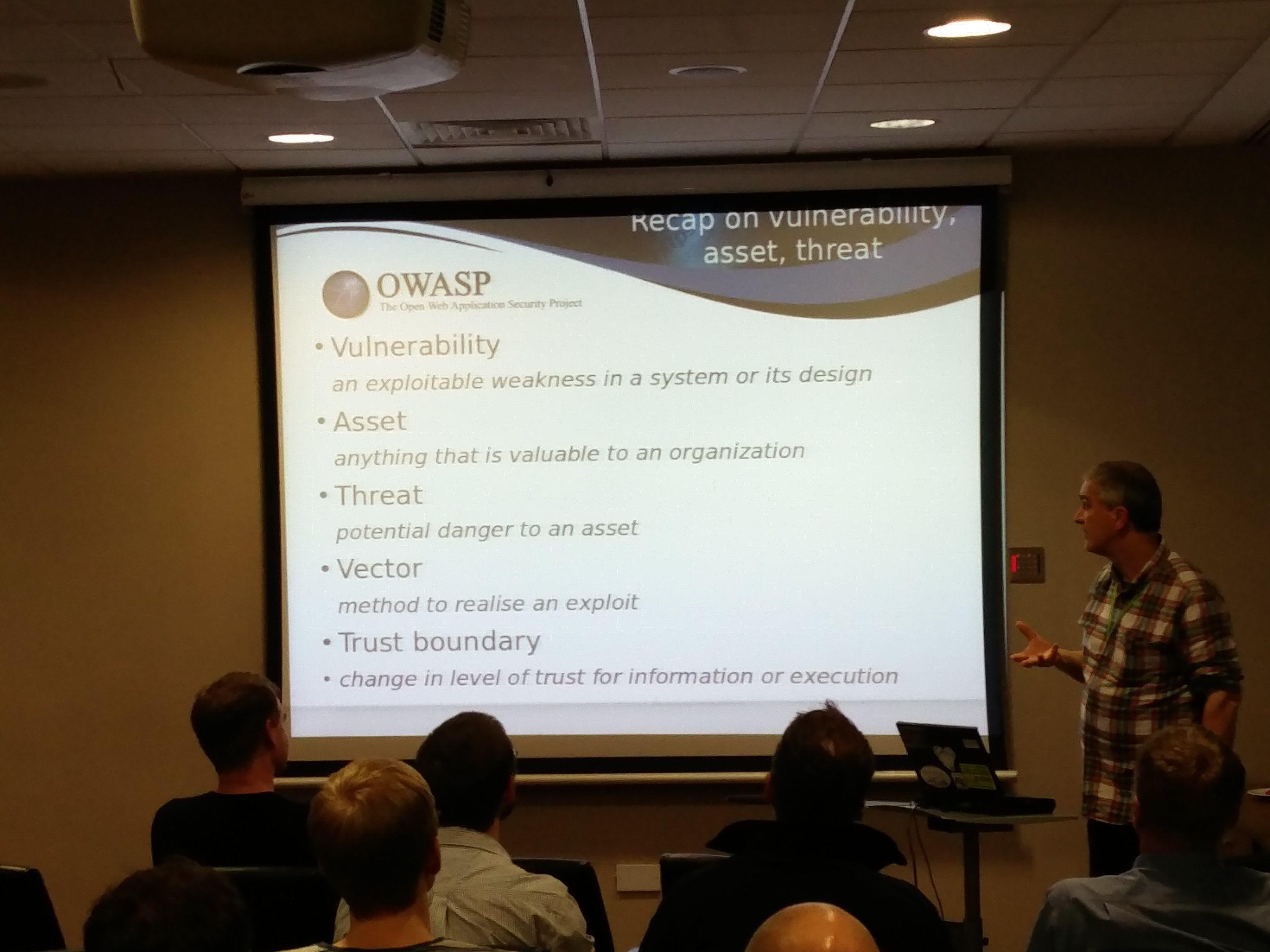 OWASP Bristol (UK) Chapter