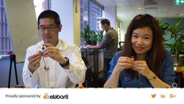 Elabor8 - Lunch and Learn - Melbourne