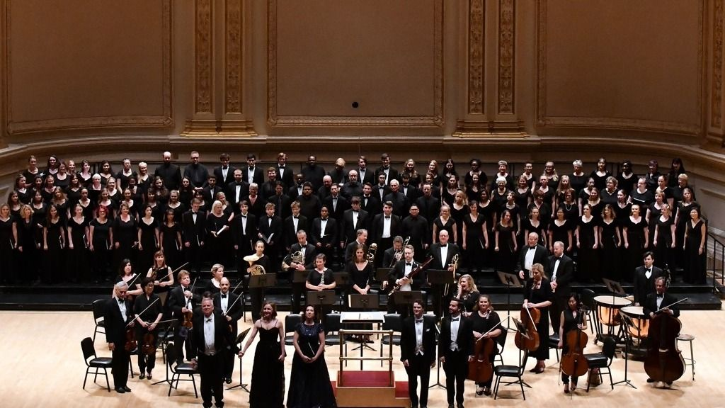 Carnegie Hall & Lincoln Center Concertgoers