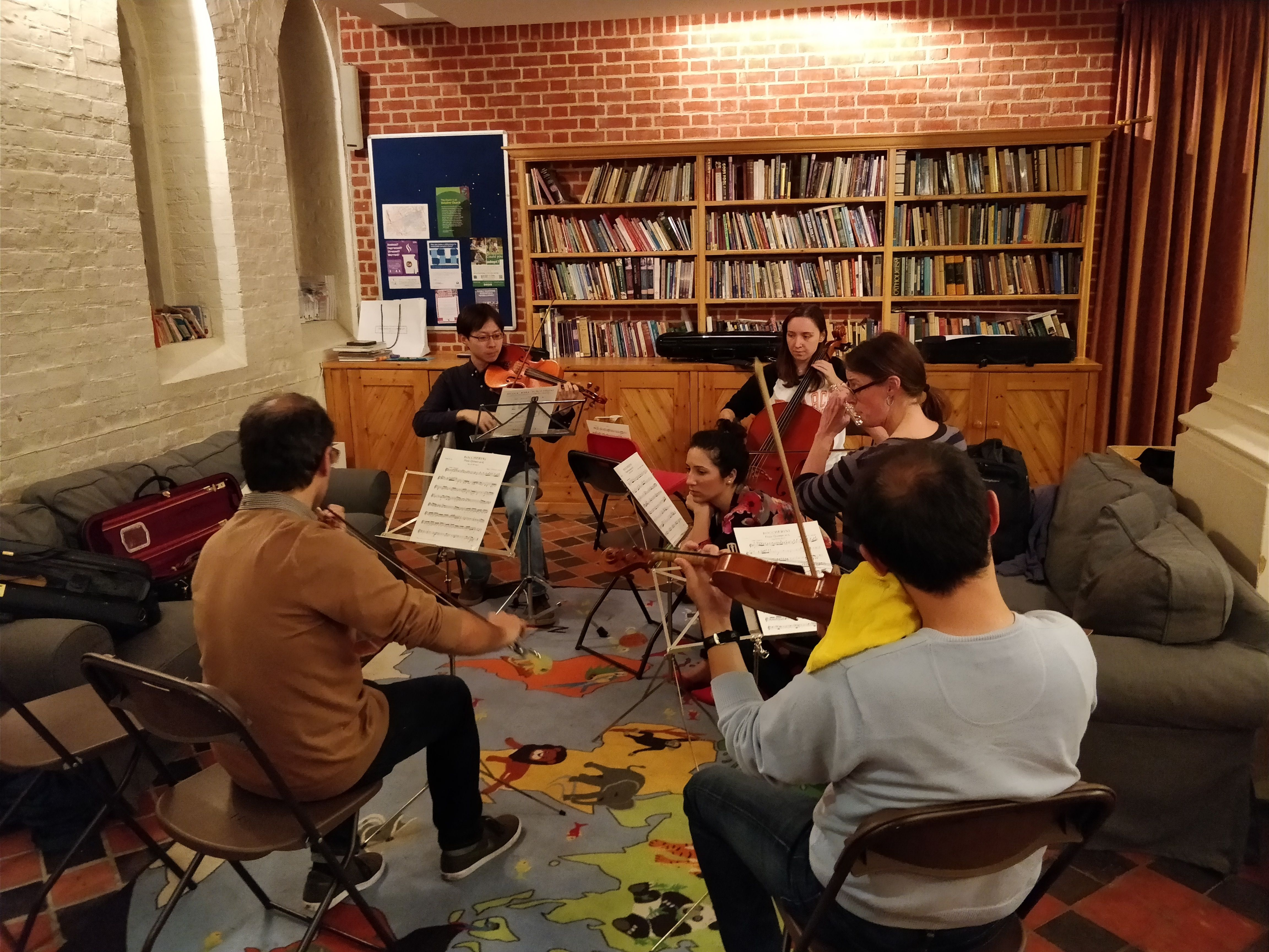 London Chamber Musicians