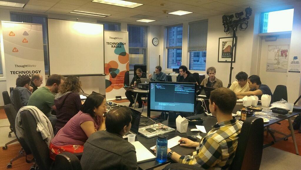 The Bay Area Clojure User Group