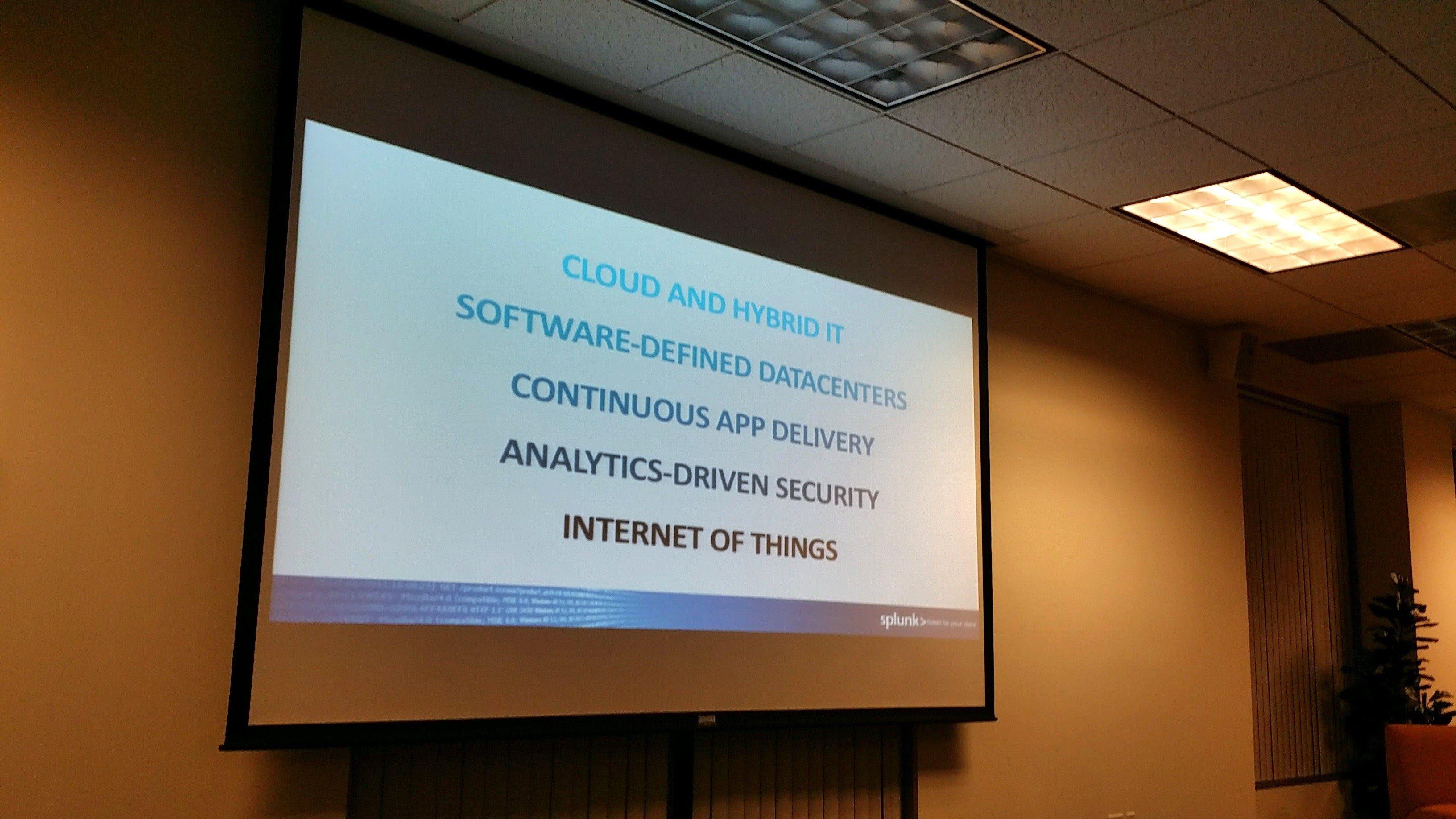 Orange County Advanced Analytics and Big Data Meetup