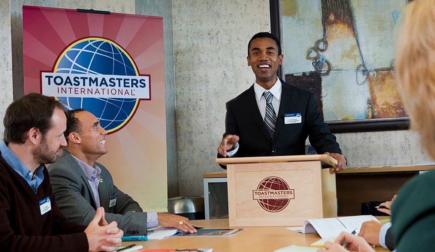 Greenwich Toastmasters