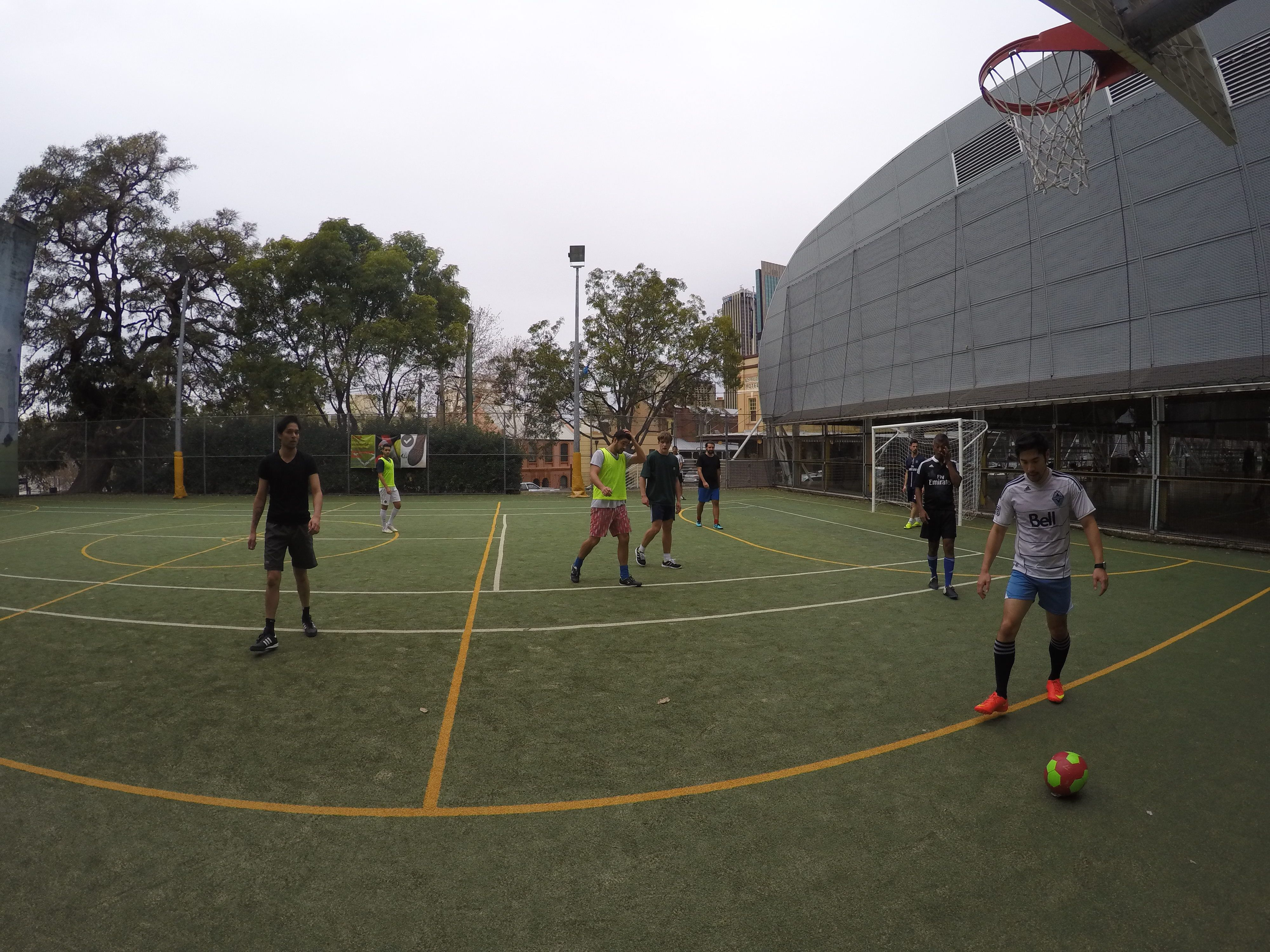 Sydney Soccer Meetup