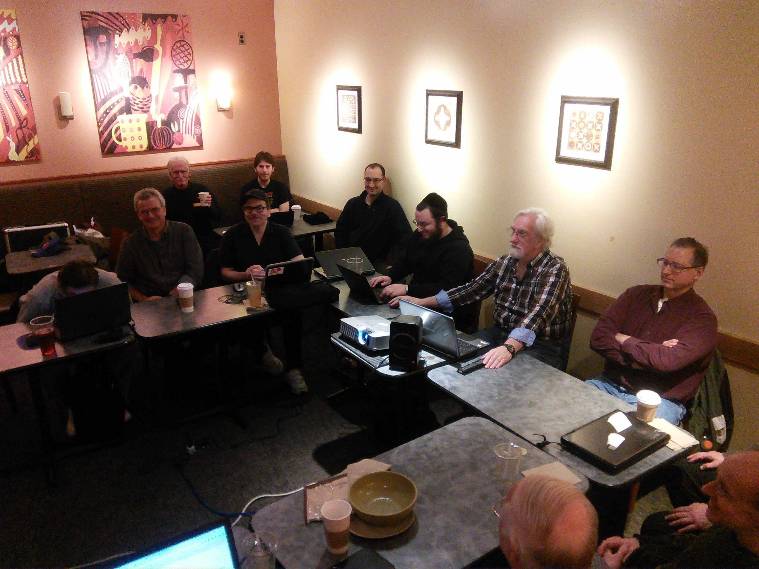 New Jersey Linux User Group