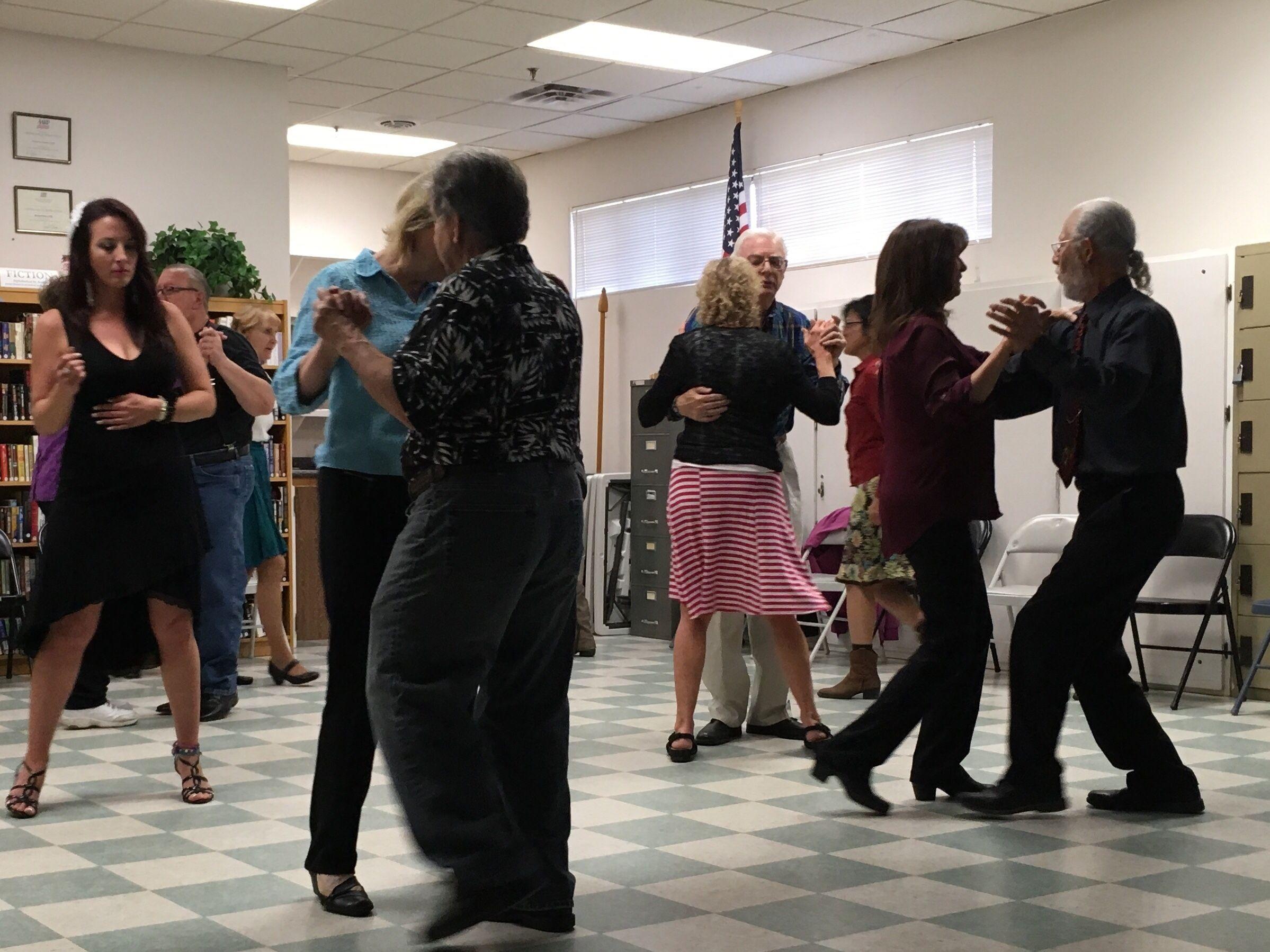 Montrose Latin Dance Meetup
