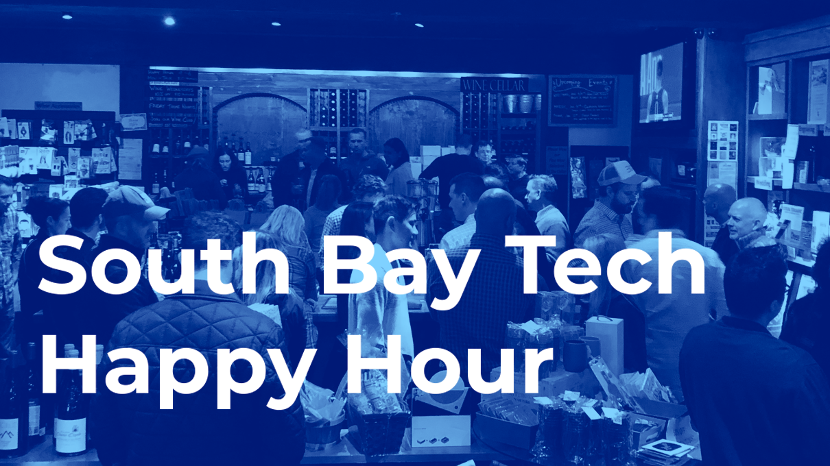 South Bay Tech Happy Hour