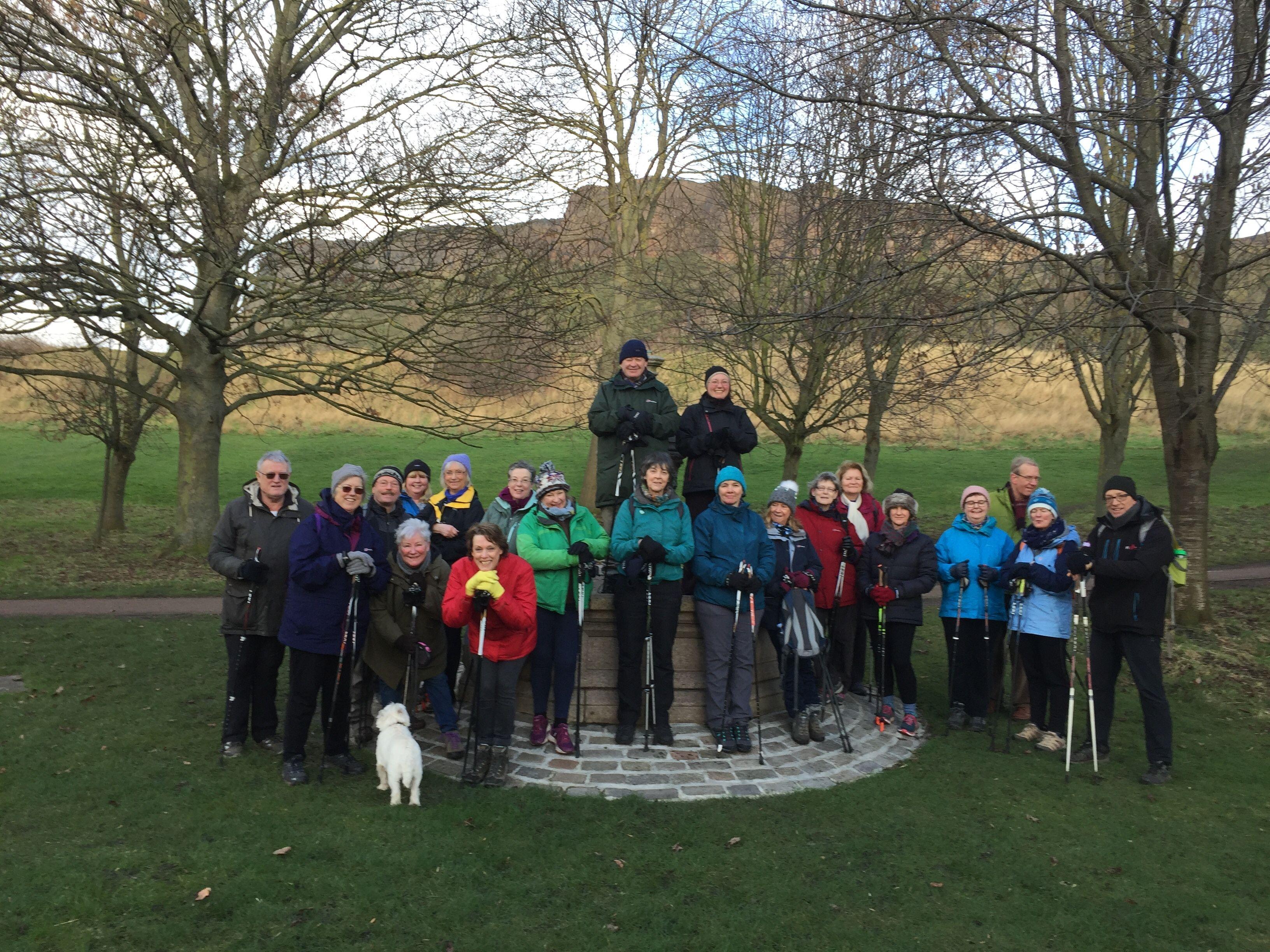Nordic Walking - Edinburgh