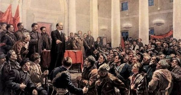 Law History Amp Politics The Russian Revolution C 1917