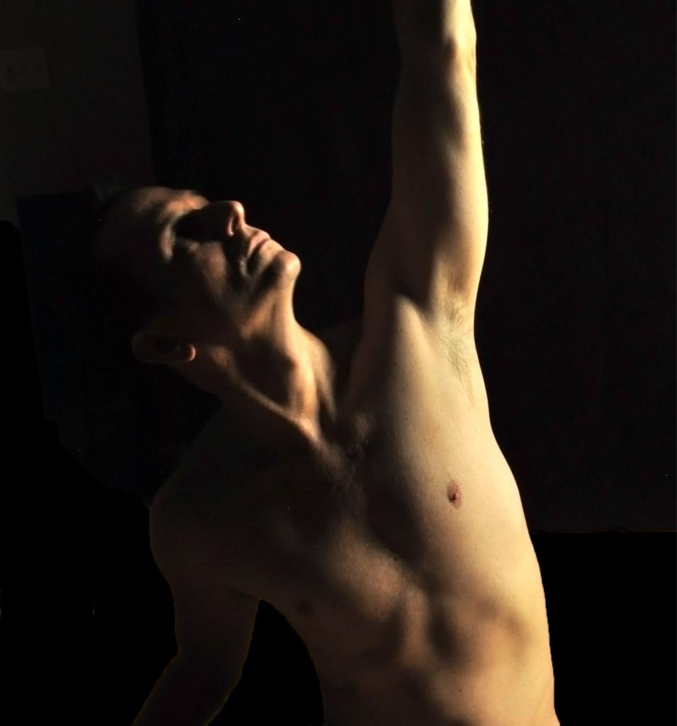 Orlando Men's Nude Yoga