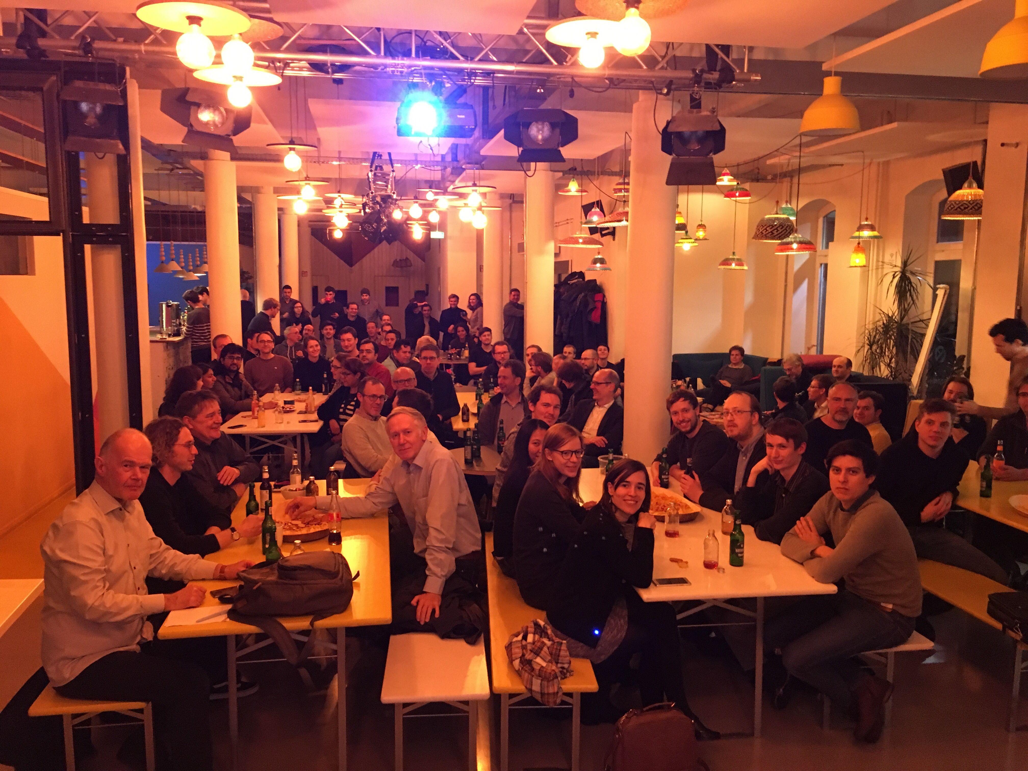 Hamburg Data Science Meetup