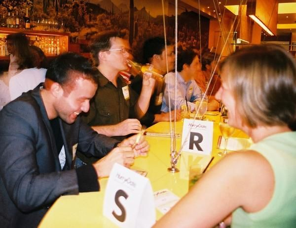 Speed dating los angeles over 40 event