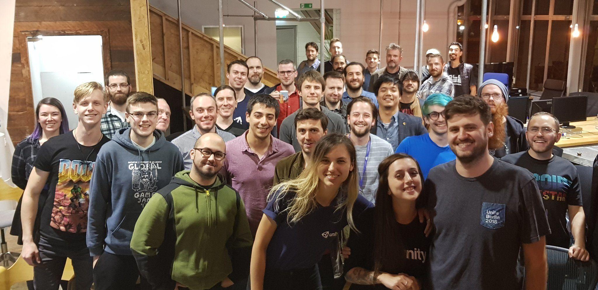 Dublin Unity User Group