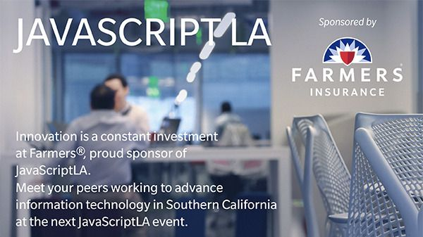 JavaScript South Bay & OC  | A Chapter of JavaScriptLA
