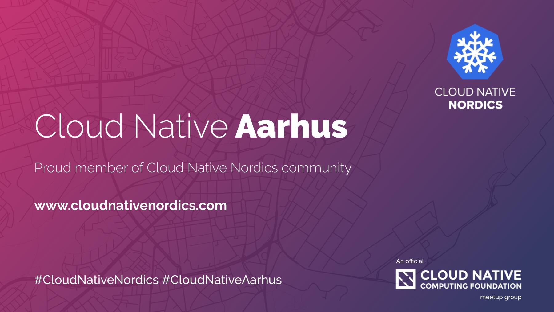 Cloud Native Aarhus
