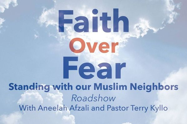 Community Event: Faith Over Fear: Standing with our Muslim Neighbors - Seattle @ St. Andrew's Episcopal Church | Seattle | US