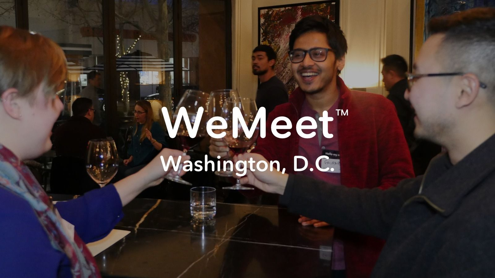 WeMeet Washington, D.C. Networking - Meet New People
