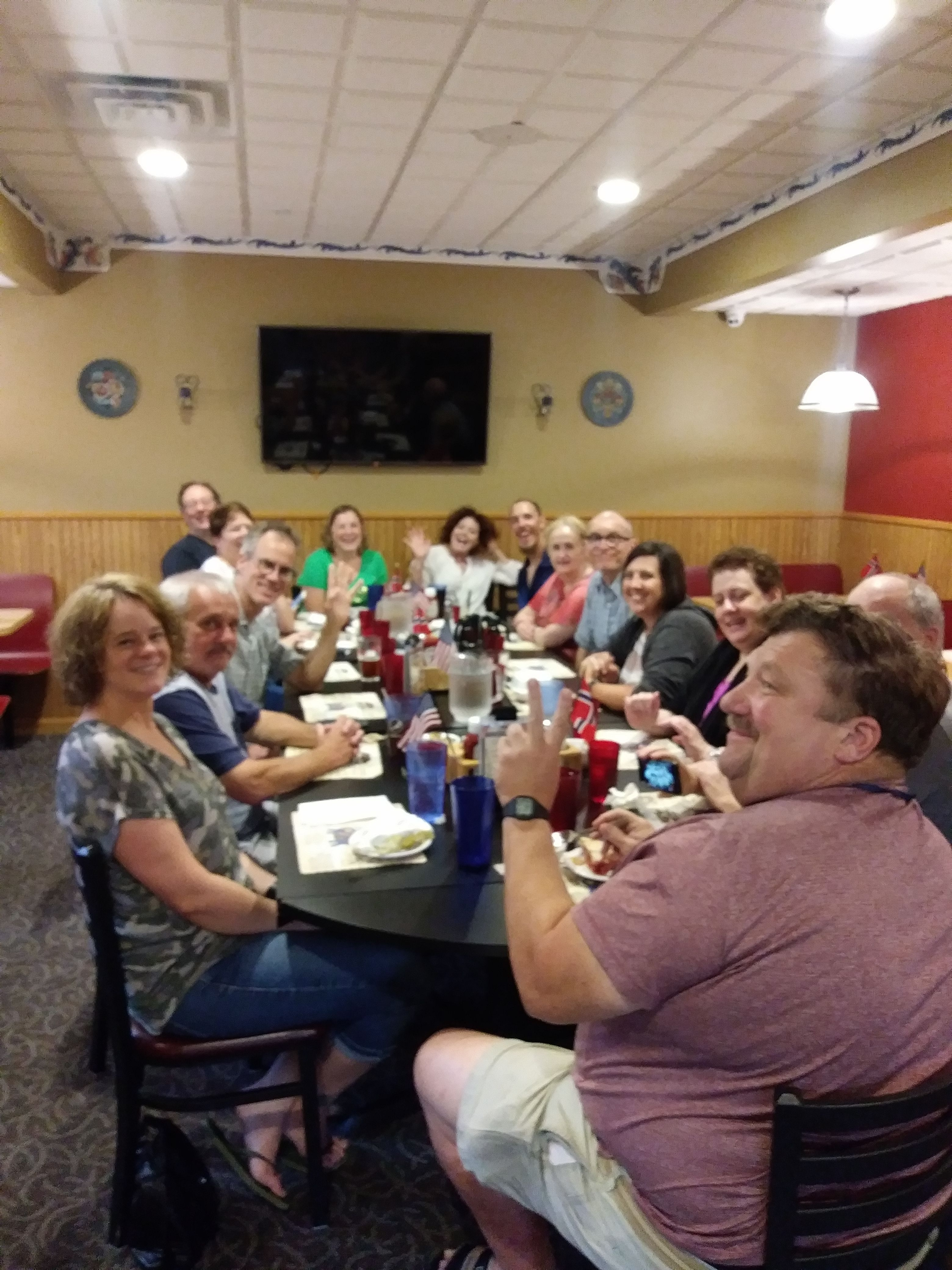 Madison Dining Out Meetup