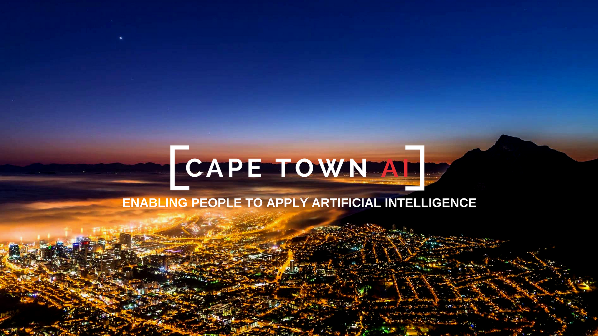 Cape Town Intelligent Systems Meetup