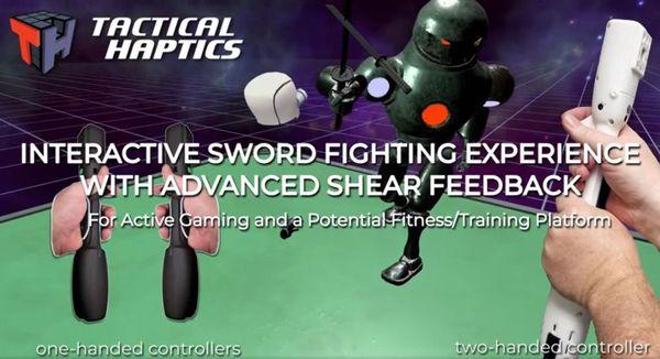 Tactical Haptics