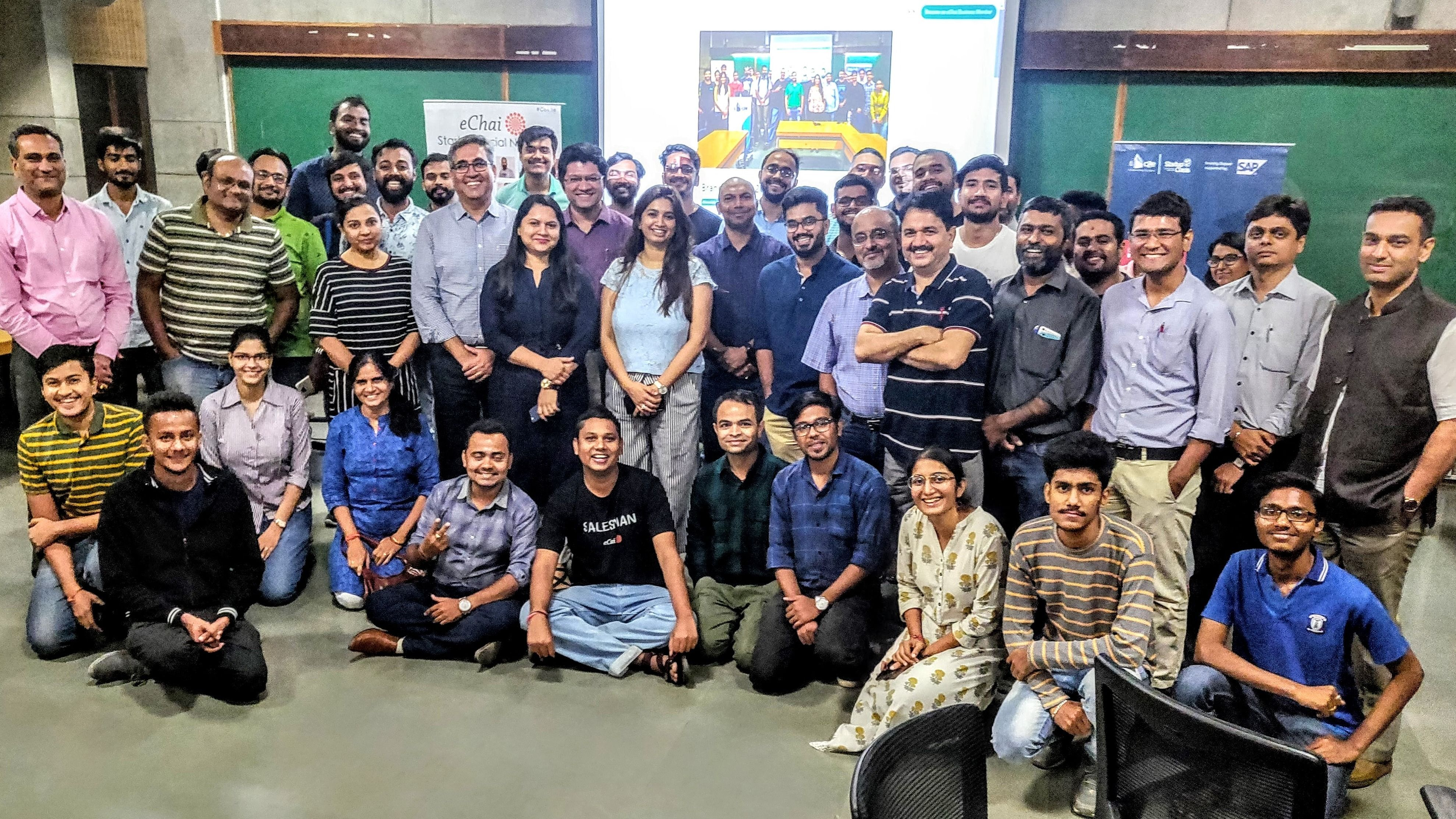 eChai Bangalore Startup Network