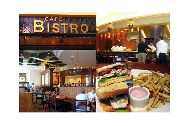 Cafe Bistro Nordstrom S La Cantera Meetup