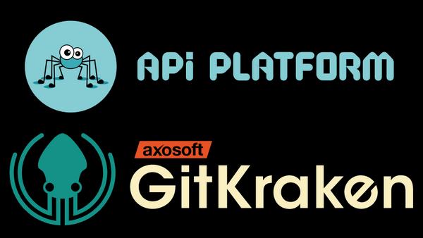 Des nuages d'API Platform aux profondeurs de GitKraken !