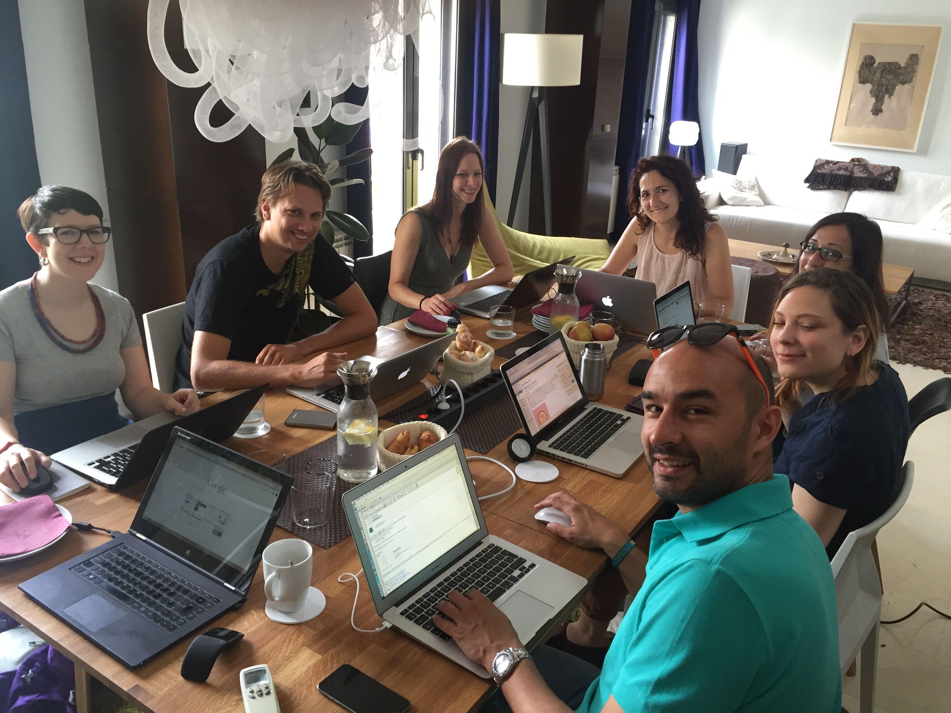 Barcelona Freelancer Meetup
