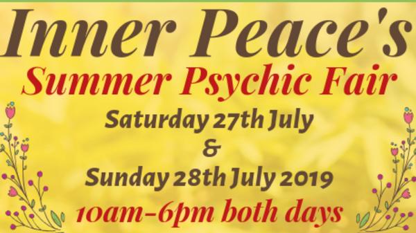 Inner Peace's Summer Psychic Fair | Meetup