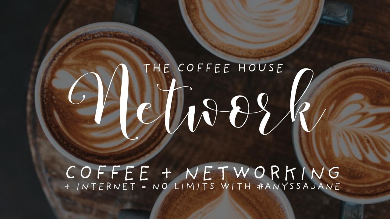 Monday Morning Coffee and Co-working program