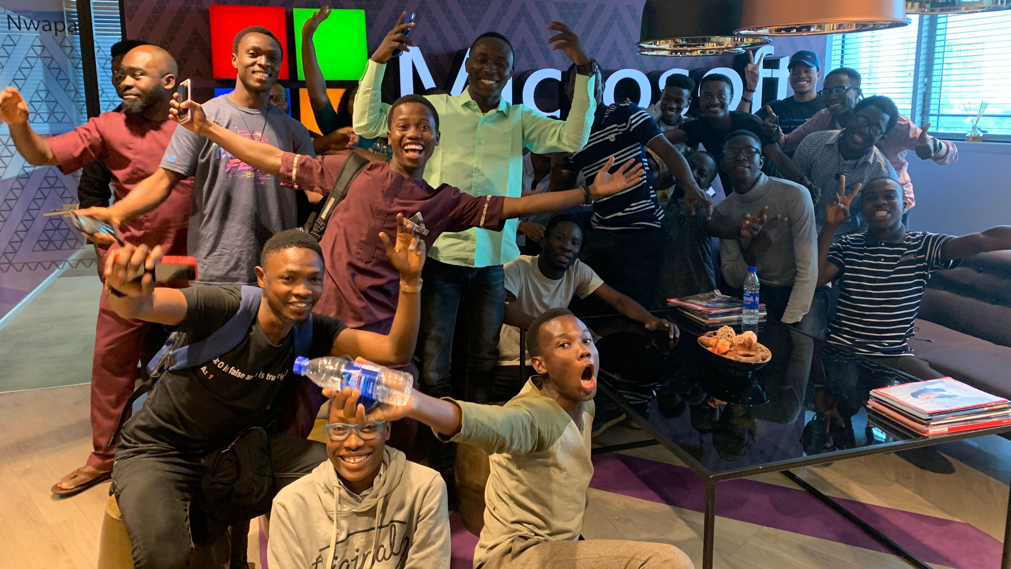 Microsoft Learn Student Ambassadors Nigeria