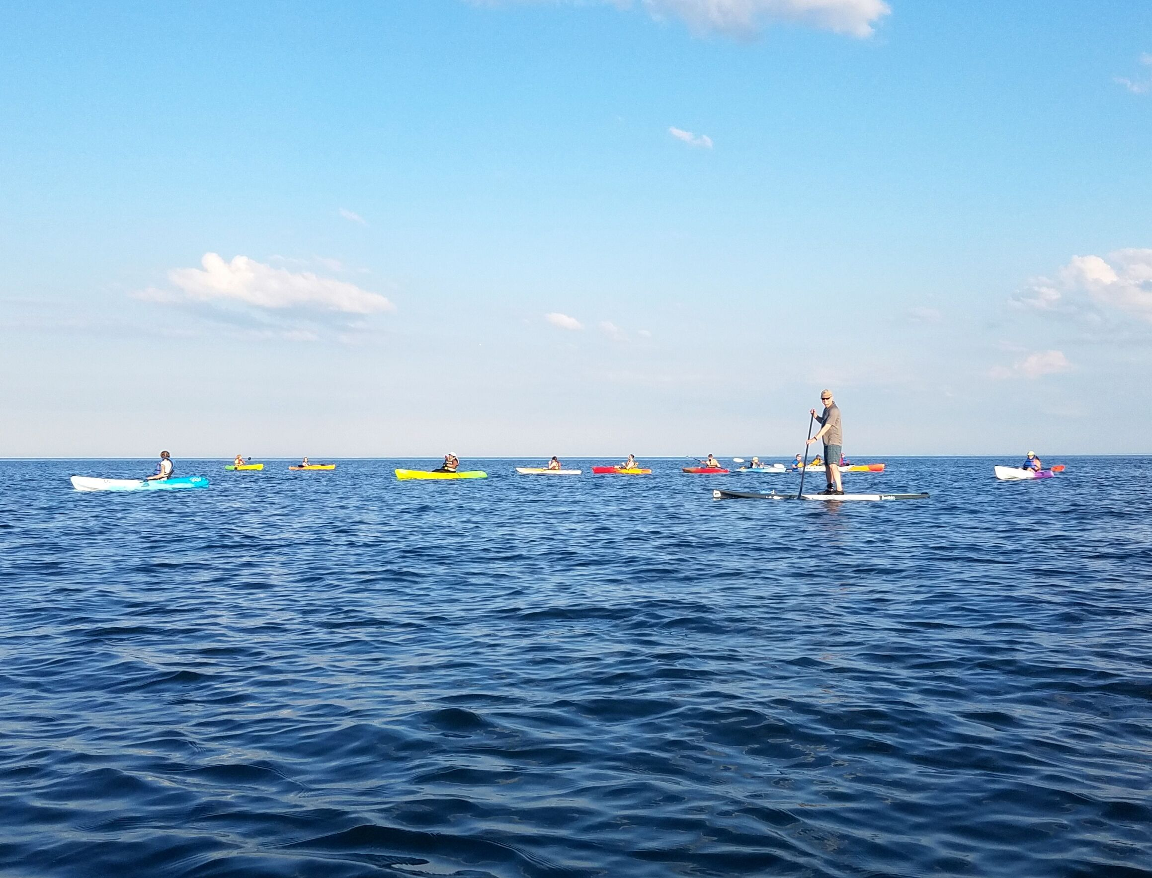 New Haven and Fairfield County Kayak and Paddleboard Club