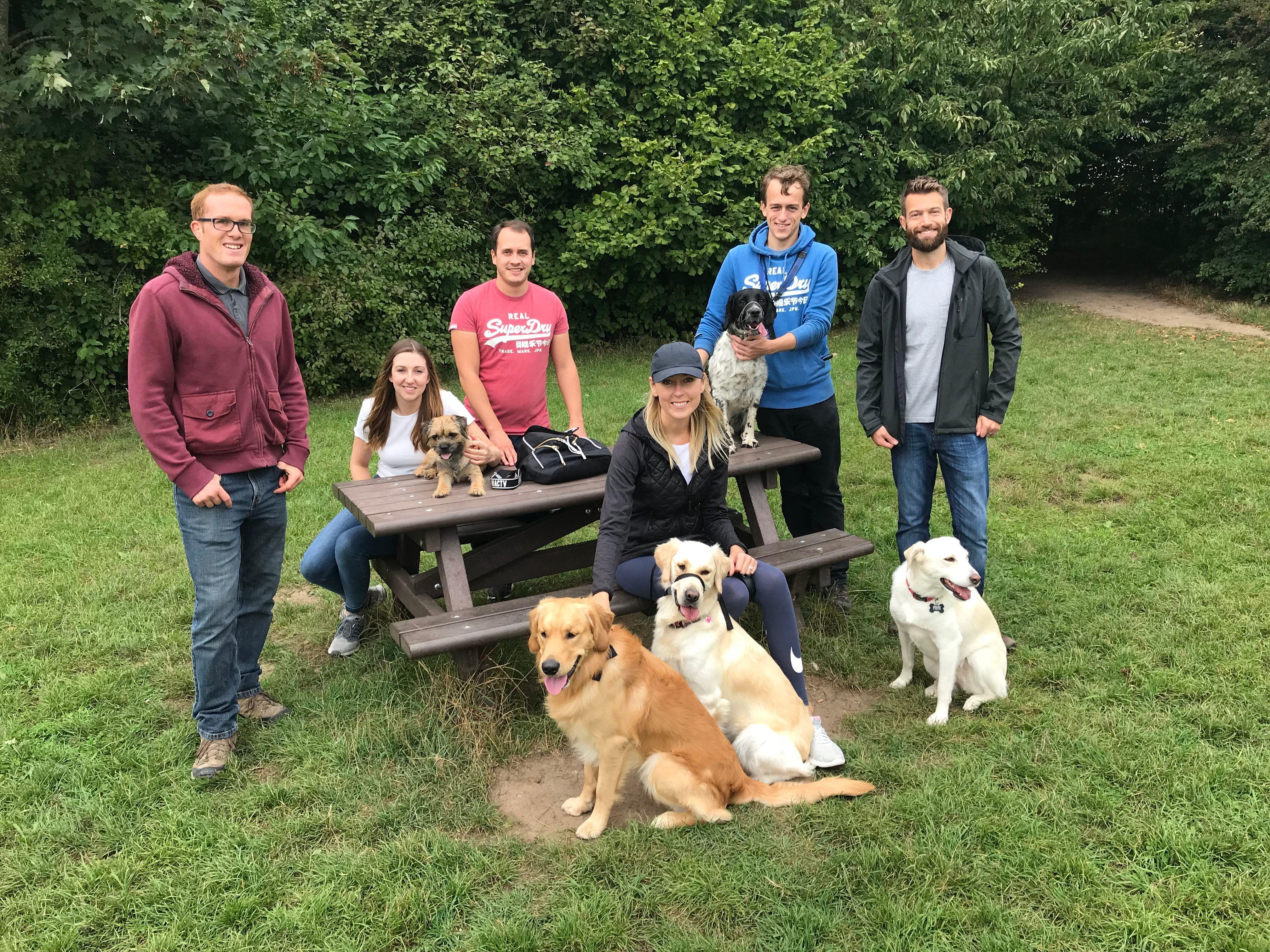 Dog Walking Social Group