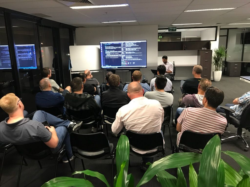 Gold Coast Full Stack User Group - Azure + .NET + More