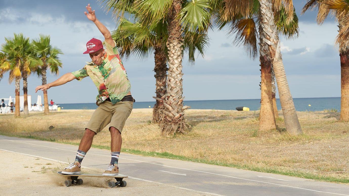 Ungravity Surf Skate Sessions BCN