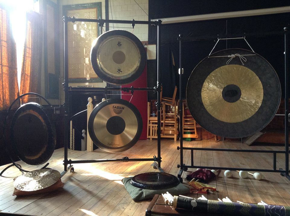 Gong's, Singing Bowls, Healing Sounds, Yoga - Events