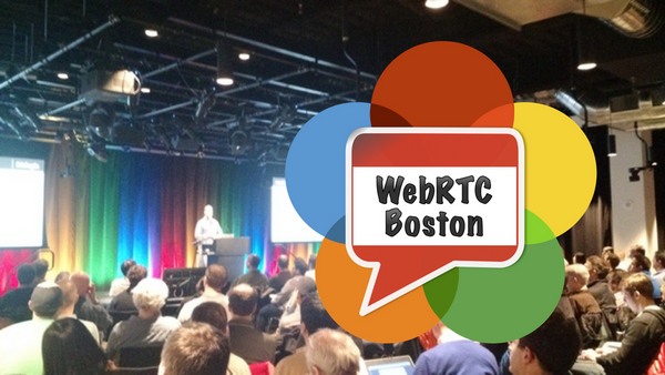 WebRTC Boston #3 - voice/video comms, low latency streaming, & p2p