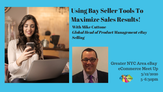 Canceled Using Ebay Seller Tools To Maximize Sales Results Meetup