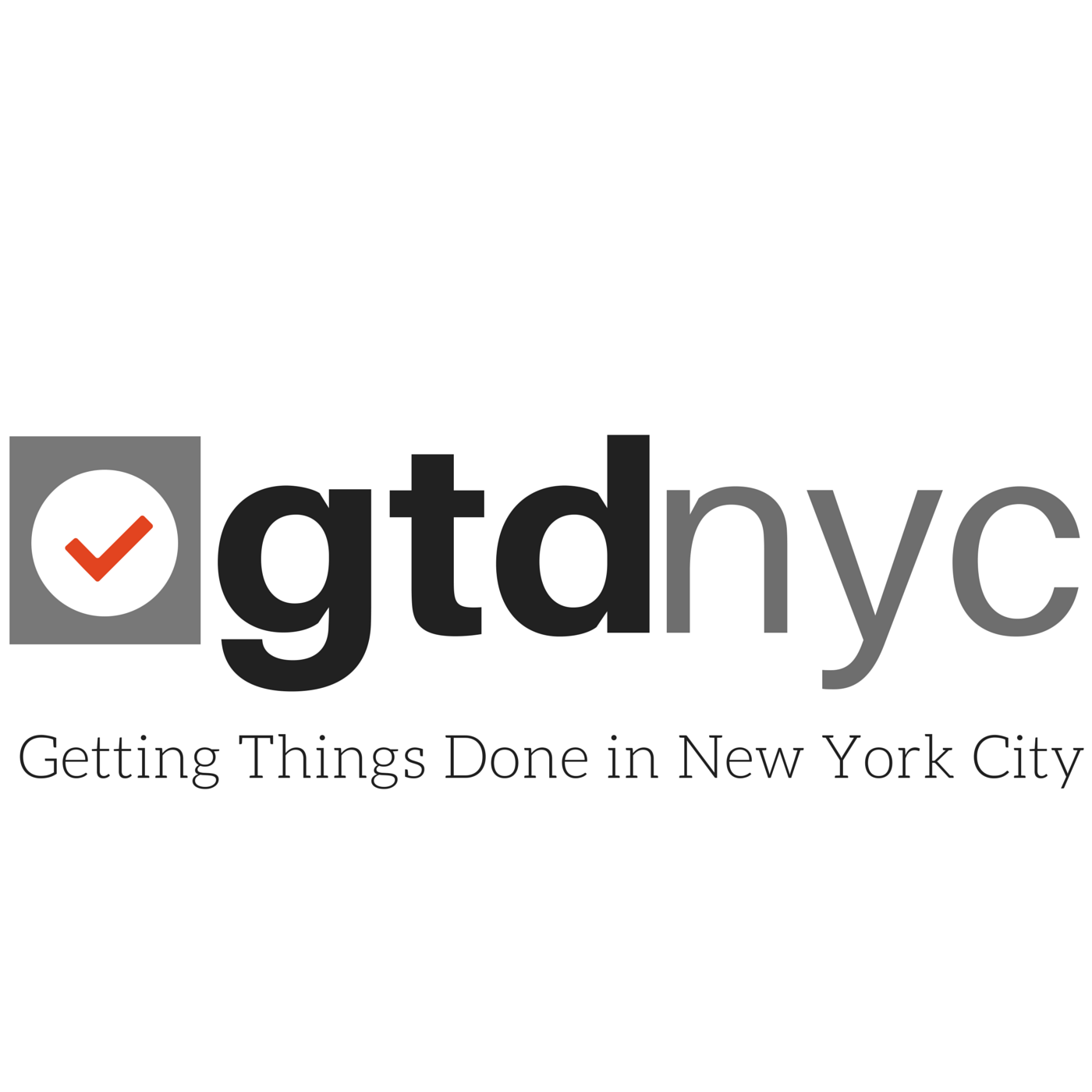 Getting Things Done NYC Productivity Group (GTDNYC)
